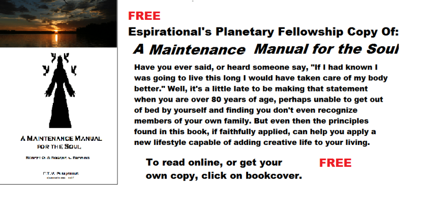 Maintenance Manual Bookshelf Promo